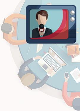 CREARE WEB TV Streaming live portali TV